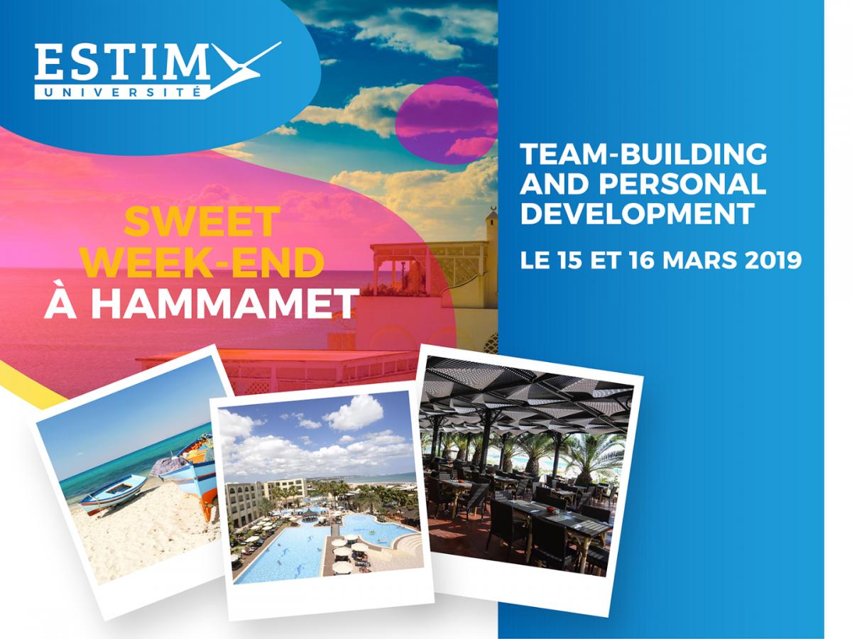 Sweet Week-End à Hammamet